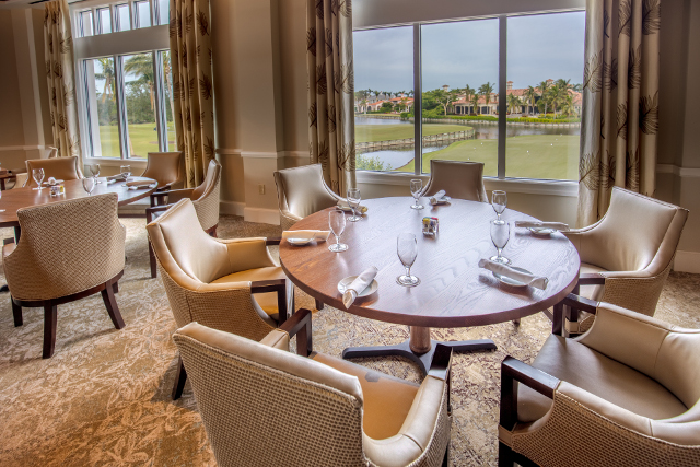 Bay Colony Golf Club Dining Our Members Restaurant Of Choice